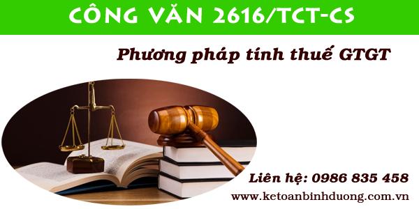 Công văn 2161