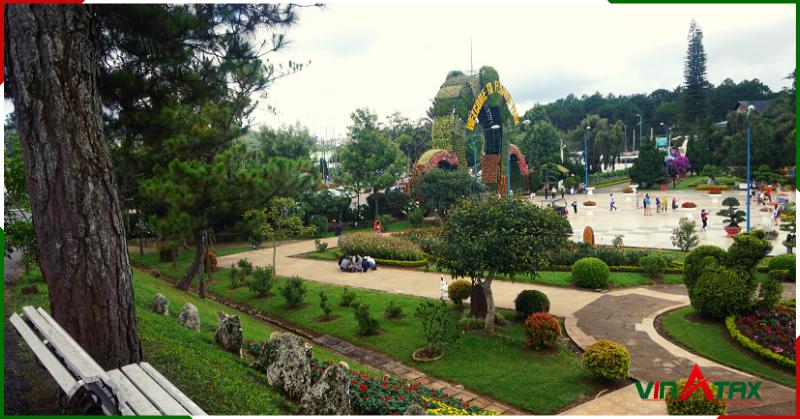 Vinatax tổ chức cho toàn thể CBNV đi du lịch tại Đà Lạt