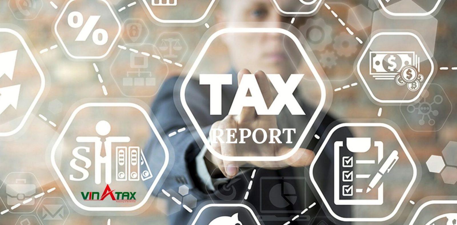 Dịch vụ báo cáo thuế tại Bình Dương